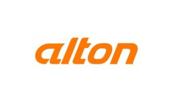 전자계약 자전거 제조 알톤스포츠 로고
