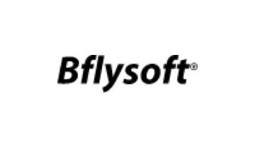 전자계약 IT 컨설팅 비플라이소프트 로고