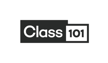 전자계약 취미 플랫폼 클래스101 로고