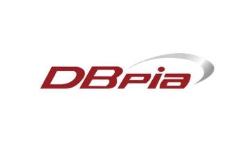 전자계약 학술논문 플랫폼 디비피아 로고