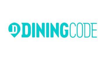 전자계약 맛집 검색 서비스 다이닝코드 로고