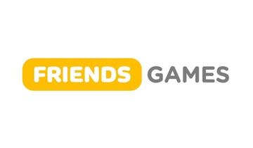 전자계약 게임 개발 프렌즈게임즈 로고