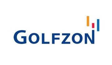 전자계약 스크린 골프 골프존 로고