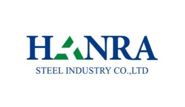 전자계약 건축자재 제조 한라스틸산업 로고