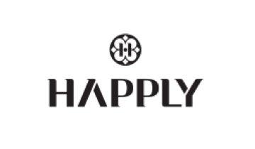 전자계약 의류 쇼핑몰 하플리 로고
