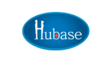 전자계약 약국 컨설팅 휴베이스 로고