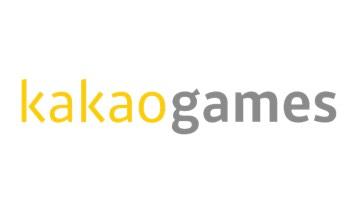 전자계약 게임 개발 카카오게임즈 로고