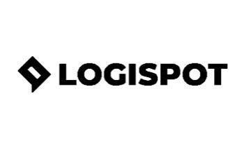 전자계약 화물 운송 플랫폼 로지스팟 로고