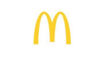 전자계약 패스트푸드 프랜차이즈 맥도날드 로고