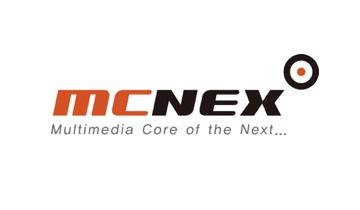 전자계약 카메라 모듈 개발 엠씨넥스 로고