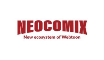 전자계약 웹툰 플랫폼 네오코믹스 로고