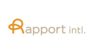 전자계약 패션 유통 라포르인터내셔널 로고