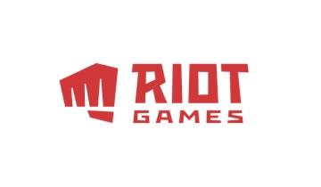 전자계약 게임 개발 라이엇게임즈 로고
