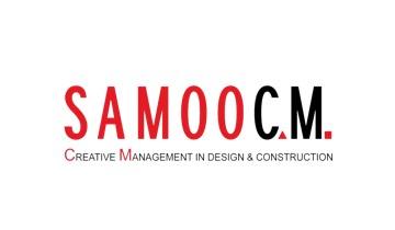 전자계약 건축 / 건설 삼우씨엠 건축사 사무소 로고