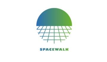 전자계약 인공지능 건축 설계 스페이스워크 로고