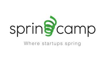 전자계약 투자사 스프링캠프 로고