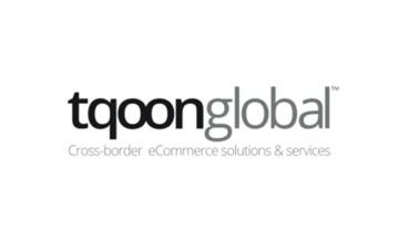 전자계약 해외 직판 서비스 티쿤글로벌 로고