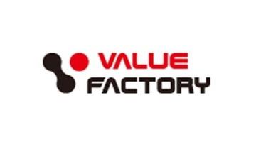 전자계약 솔루션 / ERP / CRM 밸류팩토리 로고